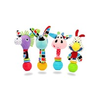 jollybaby 快樂寶貝 澳洲 寶寶安撫手搖鈴bb棒系列