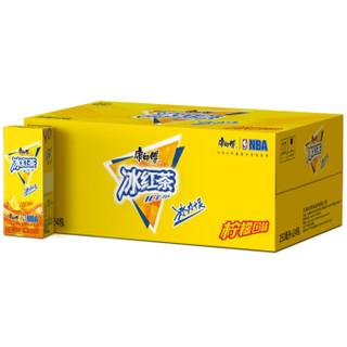 限地区 : 康师傅 冰红茶 250ml 24盒 纸盒装