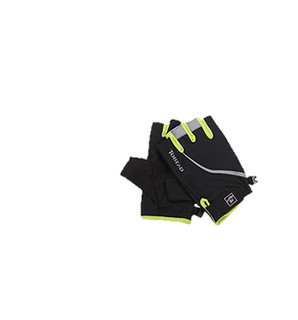 TOREAD 探路者 TREKKING徒步系列 男女通用保暖滑雪手套 ZELF80090-G01X 黑色 M