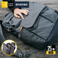 Case Logic 凯思智品 LODP114 简约帆布 双肩背包