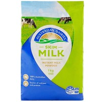 Australian Dairies 澳得瑞 恒天然 脱脂奶粉 1000g