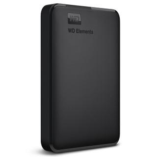 中亚Prime会员 : WD 西部数据 Elements 新元素系列 2.5英寸 USB3.0 移动硬盘 4TB