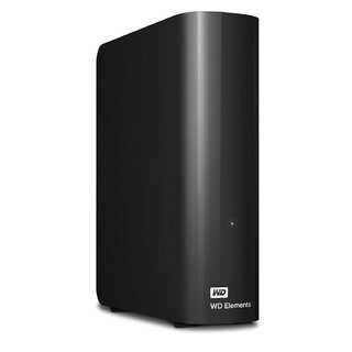WD 西部数据 Elements 桌面硬盘 10TB