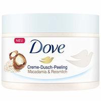 中亚prime会员 : Dove 多芬 冰激凌身体磨砂膏 298g*4件装 澳洲坚果 &米浆 *2件