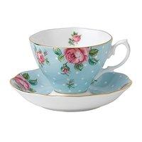Royal Albert  金边 骨瓷茶壶套装