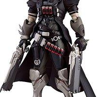 Good Smile 守望先锋 OverWatch:Reaper Figma 可动人形玩具