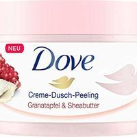 中亚prime会员 : Dove 多芬 冰激凌身体磨砂膏 石榴 & 乳木果油 298g*4件装 *2件