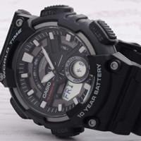 CASIO 卡西欧 AEQ-110W-1AVEF 男士运动腕表