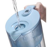 LAICA 莱卡 家用自来水滤水壶 LA35EN (蓝色)