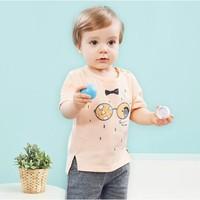TINSINO 纤丝鸟 儿童短袖T恤短裤两件套 *2件