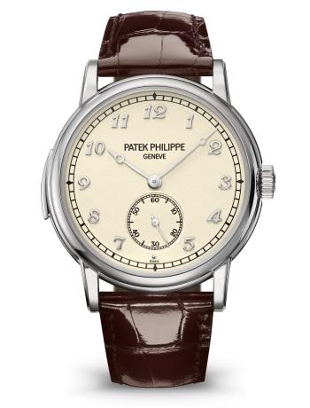 Patek Philippe 百达翡丽 超级复杂功能时计系列 5178G-001 三问报时腕表