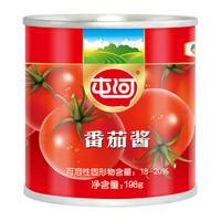 中粮屯河 番茄酱 198g *21件