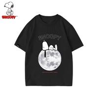 SNOOPY 史努比 男童短袖t恤