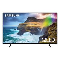 SAMSUNG 三星 QA75Q70RAJXXZ 75英寸QLED量子点 4K超高清 全阵列背光 HDR 智慧屏 网络智能液晶电视