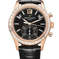 Patek Philippe 百达翡丽 复杂功能时计系列 5961R-010 镶钻玫瑰金计时腕表