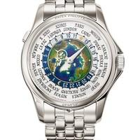 Patek Philippe 百达翡丽 复杂功能时计系列 5131/1P-001 铂金款式世界时间腕表