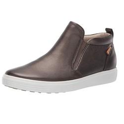 ECCO 女士 Soft 7 一脚蹬靴运动鞋
