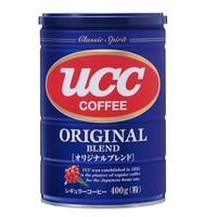 UCC 悠诗诗 非速溶手冲黑咖啡 原味 400g