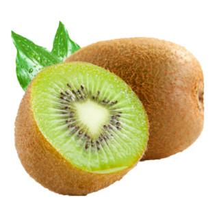 果真了得 绿心猕猴桃 单果80g以上 2.5kg