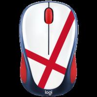 Logitech 罗技 M238 世界杯球迷典藏系列 无线鼠标 英格兰