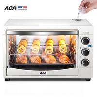 ACA 北美电器 ATO-MS32G 32升 电烤箱(带蒸汽)