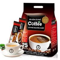 西贡 速溶咖啡 三合一 原味 25条 400g