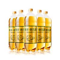 秋林格瓦斯 面包发酵饮料汽水 1.5L*6瓶*2件+350ml*12瓶 *2件