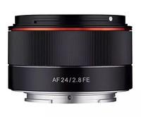 SAMYANG 森养光学 AF 24mm F2.8 FE 定焦镜头