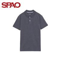 SPAO SPHW724C01 男士短袖POLO衫