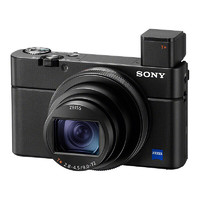 SONY 索尼 DSC-RX100M6(黑卡6) 1英寸 数码相机