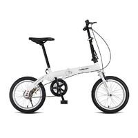 FOREVER 永久 QH500 可折叠自行车 16寸