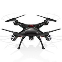 SYMA 无人机航拍高清专业遥控飞机X5SC黑色