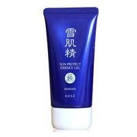 SEKKISEI 雪肌精 防晒啫喱SPF50+清爽水润防晒霜 (80g)