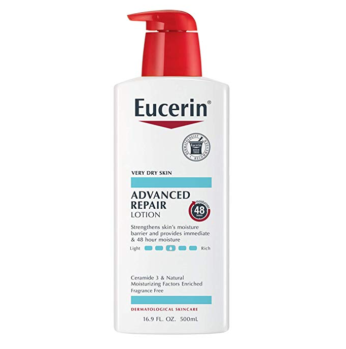 Eucerin 优色林 高效保湿修护身体乳液 500ml
