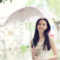 女生的包包不止口红,还需要一把遮阳伞