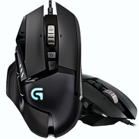 Logitech 罗技 G502 RGB 游戏鼠标