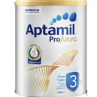 Aptamil 爱他美 白金版 婴幼儿奶粉 3段 900g *3件