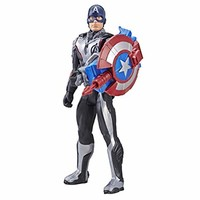 复仇者联盟 Marvel Endgame Titan Hero Power Fx 美国队长