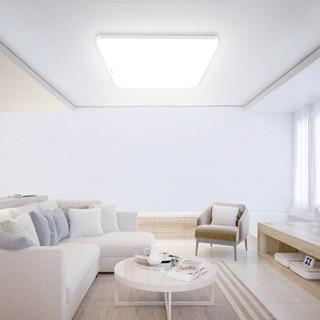 MIJIA 米家 9290022201 飞利浦智睿吸顶灯 简约版 客厅80W (白色)