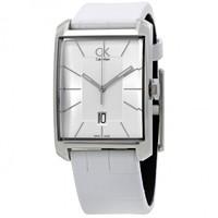 黑五全球购 : CALVIN KLEIN 卡尔文·克莱 Window K2M21126 男士时装腕表