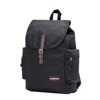 EASTPAK美国包盖式双肩包户外休闲背包黑色EK47B008
