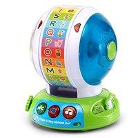 LeapFrog 旋转字母、动物、音乐学习玩具