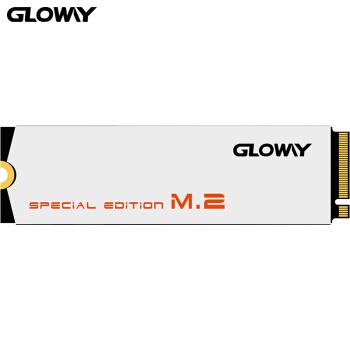 GLOWAY 光威 骁将系列-极速版 M.2 NVMe SSD固态硬盘 240GB