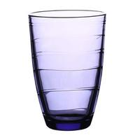 Pasabahce 帕莎帕琦 42460 无铅玻璃杯 360ml 粉色