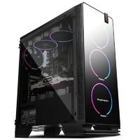 IPASON 攀升 台式电脑主机(R5 3600、8GB、240GB、GTX1660 6GB)
