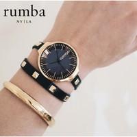 rumba time 奥查德系列 23817 手环式女士时装腕表