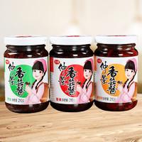 仲景 香菇酱 3瓶 多口味可选