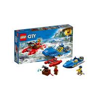 网易考拉黑卡会员:LEGO 乐高 CITY 城市系列 60176 激流追击