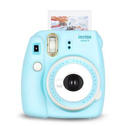 FUJIFILM 富士 INSTAX 一次成像相机 MINI9相机 冰霜蓝