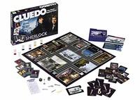 Cluedo Sherlock 版棋盘游戏 *2件